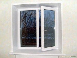 Dimensiunea standard a ferestrelor din caramida Hrușciov