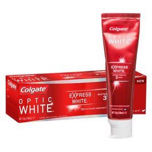 Colgate Optic White Descriere
