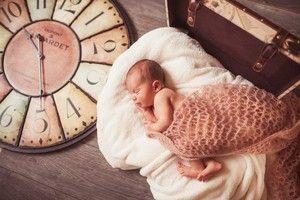 Ordinea zilei nou-născutului