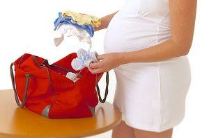 Lucruri pentru un nou-născut să ia la spital