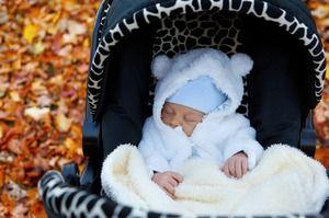 Excursii necesare cu nou-născutul