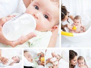 Ce ar trebui să facă un copil în trei luni?