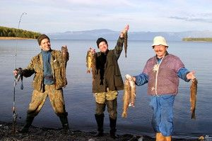 Cum sa alegi un loc de pescuit