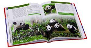 Cartea Roșie - Enciclopedie a animalelor rare și pe cale de dispariție