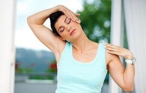 Prevenirea amețelii, depresiei și fricii în cazul osteocondrozei cervicale