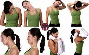 Exerciții terapeutice pentru bolile coloanei vertebrale
