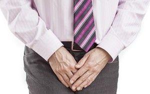 Incontinența la bărbați - cauze posibile