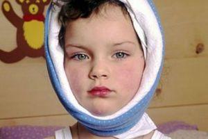 Încălzirea compresei - metode de tratare a copiilor