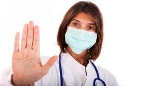 Consultarea doctorului cu mononucleoza
