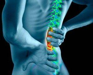 Deplasarea vertebrelor - metode de tratament