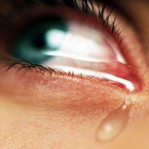 Compoziția lacrimilor unui bărbat