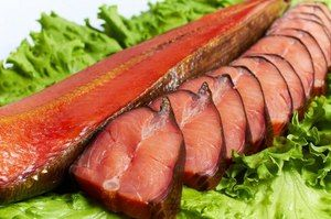 Pește delicios într-un vis