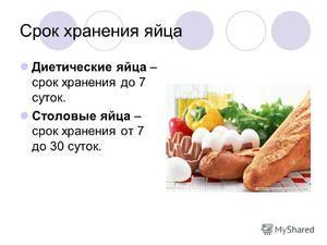 Perioada de valabilitate a ouălor și condițiile de depozitare