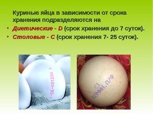 Cum se păstrează ouăle de pui