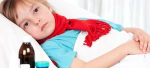 Pneumonie la copii