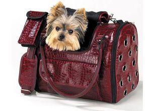 Geantă de transport pentru câini - tipuri și criterii de selecție