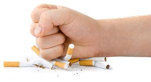 Fumatul provoacă uscarea în gât