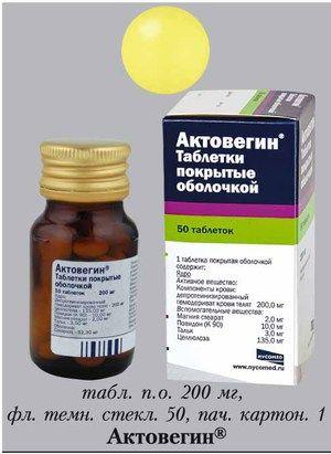 Acționează împotriva osteocondrozei - un medicament