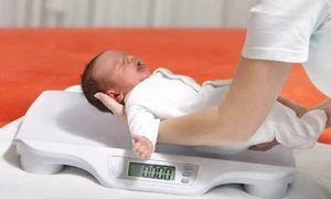 Tabel de rate de creștere în greutate la sugari