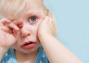 Complicații de supurație a ochilor