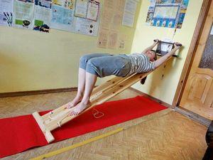 Exerciții terapeutice cu o hernie a coloanei vertebrale