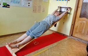 Extensia spinării la domiciliu - Exerciții