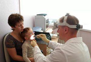 Metode de tratare a inflamației glandelor la un copil
