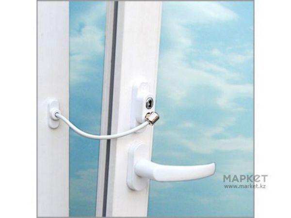 Cum se instalează o încuietoare pentru copii pe fereastră