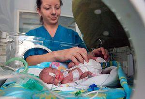 Semne de infecție intrauterină la nou-născuți