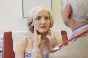 Metode de diagnosticare a inflamației ganglionilor limfatici parotide