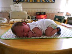 Cum să-ți plasezi un nou-născut