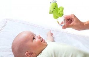 Organe de vedere la nou-născuți