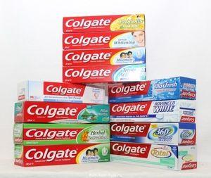 Caracteristici de pastă de dinți